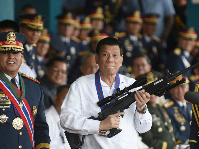 'We do not need foreigners to investigate killings': Philippines leader Duterte won't cooperate with ICC killings probe