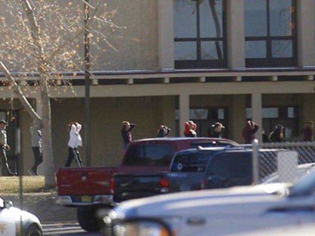 Students hid in classrooms during shooting that left 3 dead