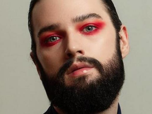 Why men wearing make-up is a powerful counterbalance