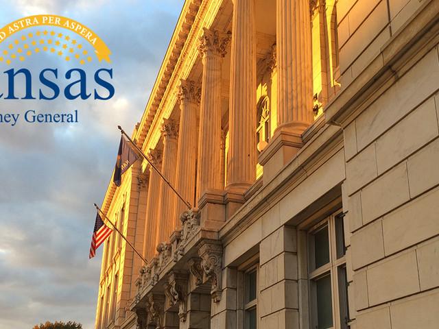 AG Derek Schmidt asks Congress to support Veterans Treatment Courts