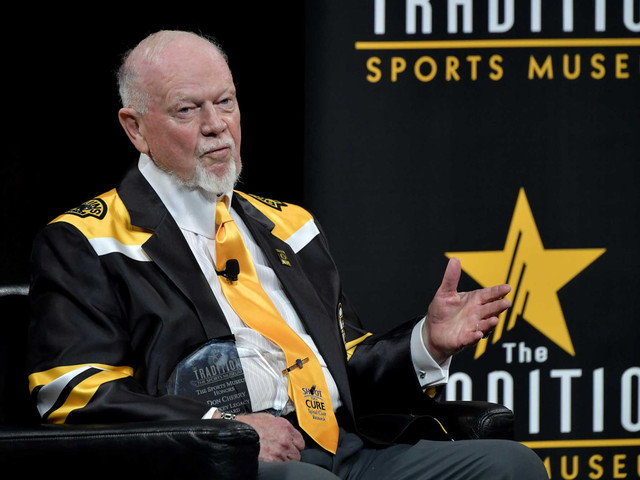 Sportsnet fires Don Cherry for anti-immigrant Coach's Corner rant