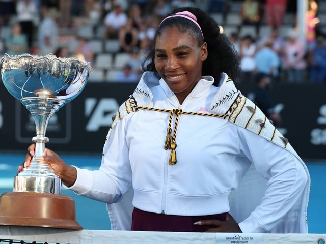 Australian Open: Serena Aims To End Long Grand Slam Record Quest