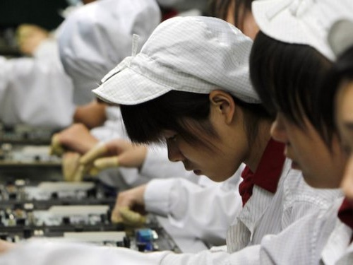 Apple and Foxconn confirmed they broke a Chinese labor law by employing too many temporary workers at the world's biggest iPhone factory