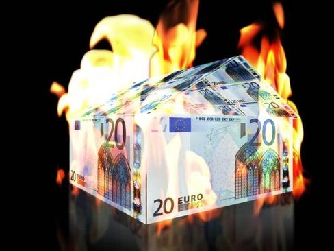 ECB Inflationists Are Crippling Europe