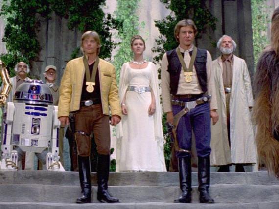 'Star Wars' Jimmy Kimmel Special On ABC, Marathon On TNT Set Ahead Of 'The Rise Of Skywalker' Premiere