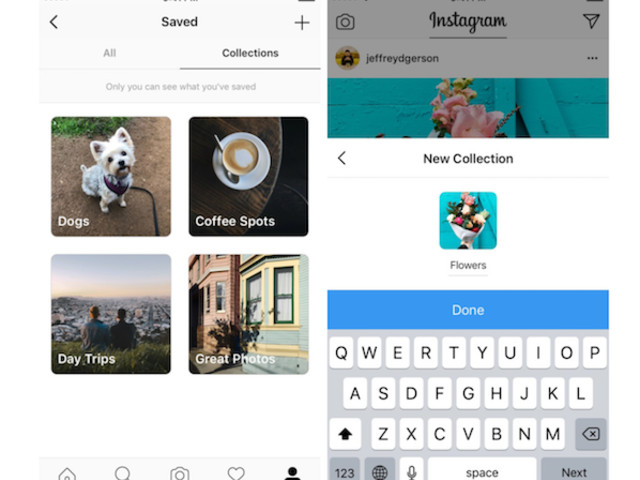 Instagram Bookmarks Can Now Be Saved In Private Collections