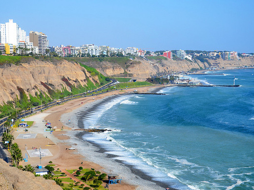 jetBlue: Philadelphia – Lima, Peru. $294. Roundtrip, including all Taxes
