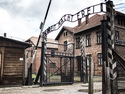 Proximity to concentration camps in World War II made people more likely to conform to Nazi beliefs