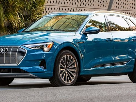 Road Tests: 2019 Audi e-tron