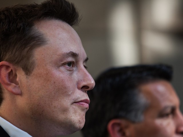 Tesla keeps getting hammered, and if the beating doesn't stop, it may need another tech giant like Apple to save it, experts say (TSLA)