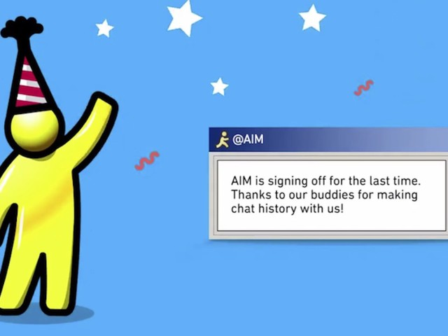 Reminder: After 20 years, AIM officially shuts down tomorrow