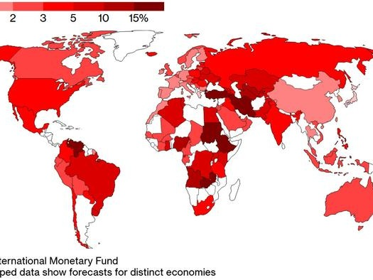 """IMF Issues Global Stagflation Alert: Cuts Global GDP As It Warns Of Rising Inflation And """"Dangerous Divergence"""""""