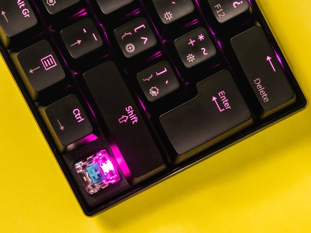 """No Such Thing as Endgame: Searching for a """"Perfect"""" Keyboard"""