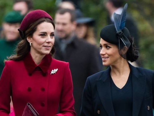 10 Pieces of Jewelry Meghan Markle and Kate Middleton Inherited From Princess Diana