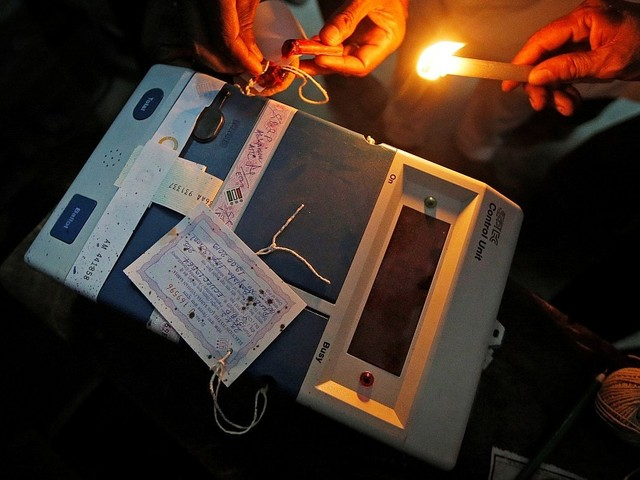 Election Results 2019: All You Need to Know About EVMs and VVPAT Voting Machines