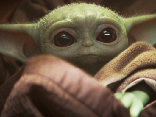 Baby Yoda Merchandise to Debut Ahead of Holiday Shopping Season