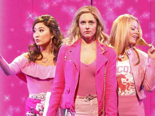 Tina Fey's 'Mean Girls' Broadway Musical Headed To The Big Screen