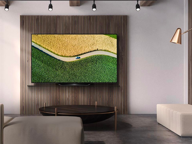 Don't watch anything on a crappy old TV — this 4K OLED display is 32% off
