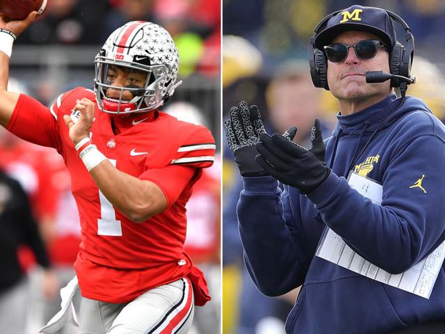 College football: Breaking down Michigan-Ohio State and rivalry Saturday