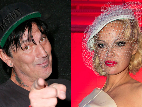 Pamela Anderson's Ex Tommy Lee: His Reaction To Her Surprise Wedding Revealed