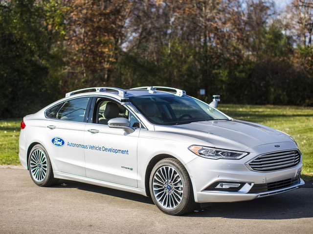 Ford to Relocate Electric and Autonomous Vehicle Team to Detroit