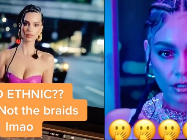 'Oop! not the braids': Rihanna roasted for 'putting all these white girls in braids' for Savage X Fenty show