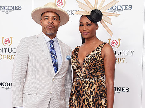 Cynthia Bailey Packs On The PDA With Fiancé Mike Hill As They Wrap Up BravoCon Trip