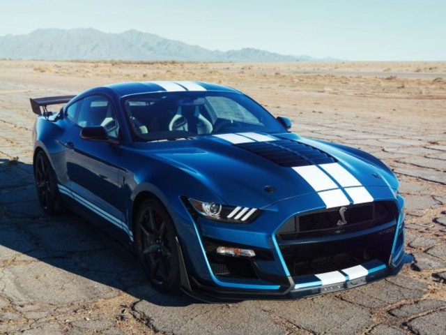 Ford Confirms Shelby GT500 Will Yield 760 Horsepower