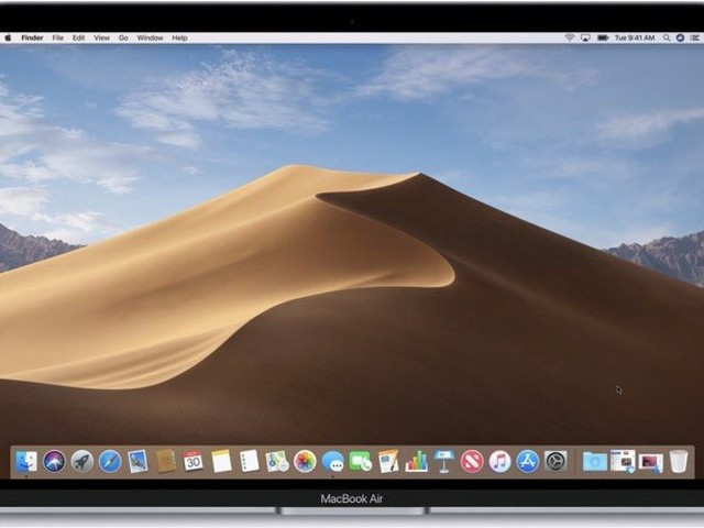 Apple Seeds Second Public Beta of macOS Mojave 10.14.4