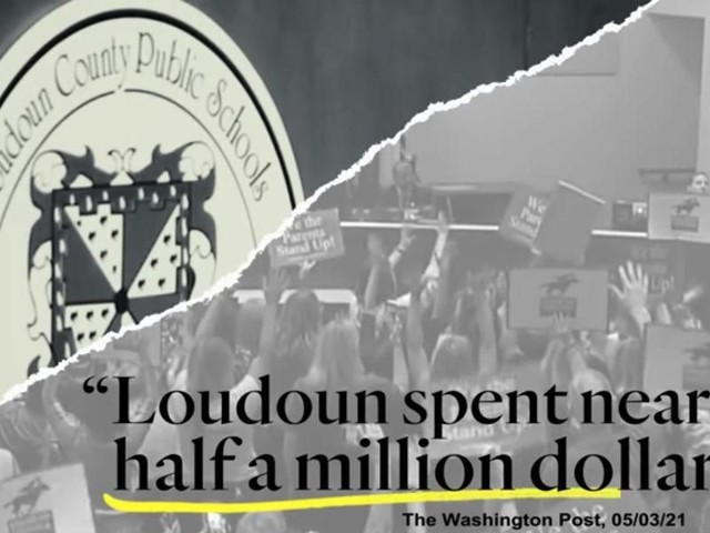 Anti-critical race theory group slams Loudoun County schools with half-million-dollar ad during Washington's NFL opener
