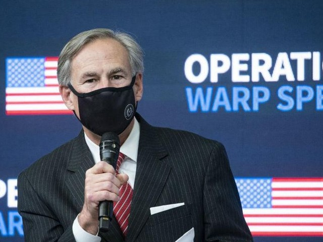 Texas drops coronavirus restrictions, opens all businesses 100%, ends statewide mask mandate
