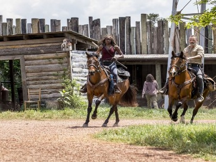 A New Enemy Arises on 'The Walking Dead' Season 9