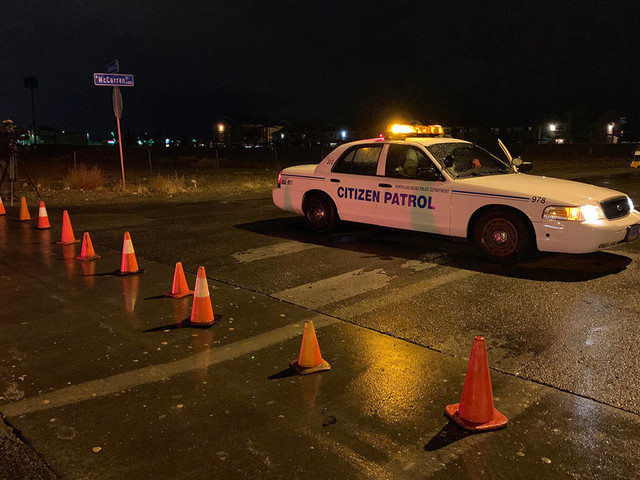 Woman, 18, shot in head, 3 others wounded in North Las Vegas