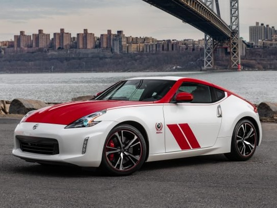 Incomplete Tribute: The 2020 Nissan 370Z 50th Anniversary Edition