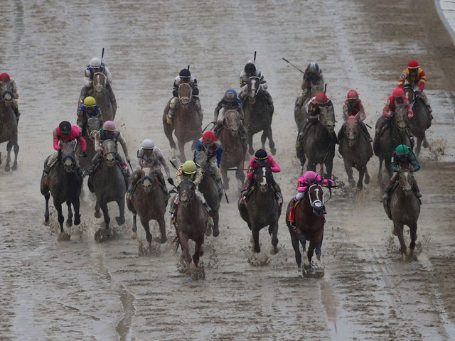 President Trump cites 'political correctness' in Kentucky Derby result: 'Best horse did NOT win'
