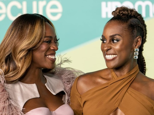 Excuse Me While I Bask in the Glow of Issa Rae and Yvonne Orji's Friendship