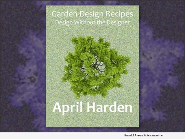 Landscape Design Book Follows Cookbook Format with DIY Garden Recipes