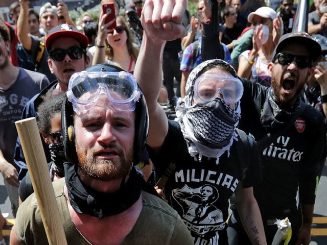 Leaked DHS email reveals Antifa violence in Portland is 'organized,' not 'opportunistic'