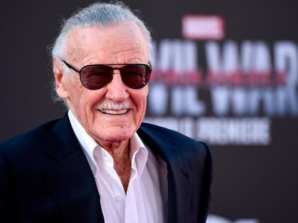 Stan Lee's Family Says Goodbye In Private Service