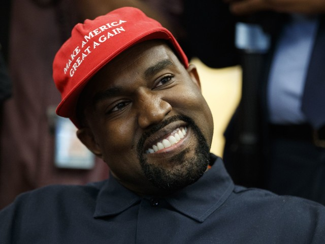 Kanye West celebrates what Trump 'represents': 'People can't tell me what to do because I'm black'