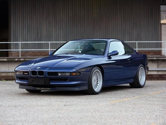 1993 BMW Alpina--B12