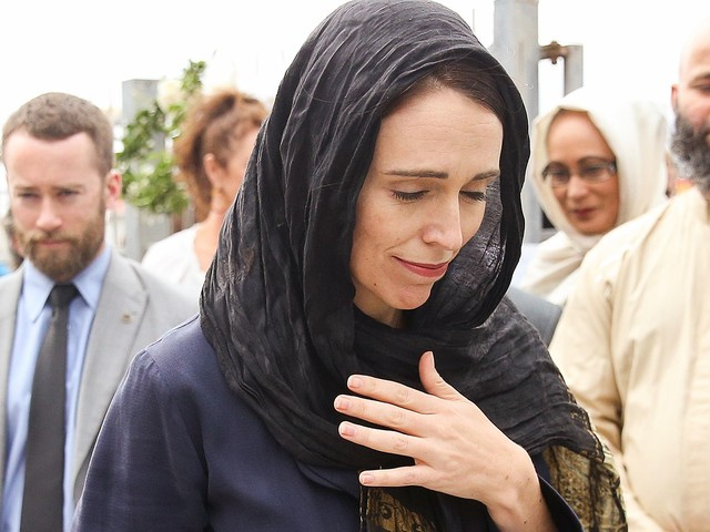 New Zealand PM Jacinda Ardern Promises Tougher Gun Laws Within Days Of Shooting