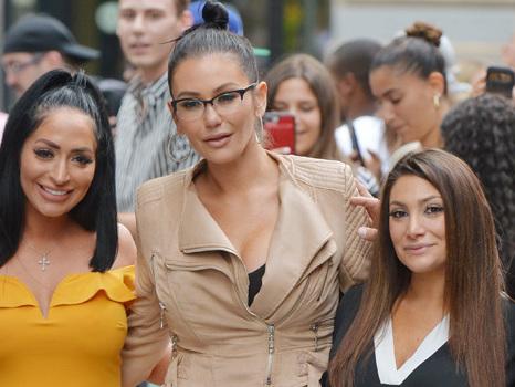 'Jersey Shore's Angelina Pivarnick Still Hasn't Forgiven Co-Stars For Hurtful Bridesmaids Speech