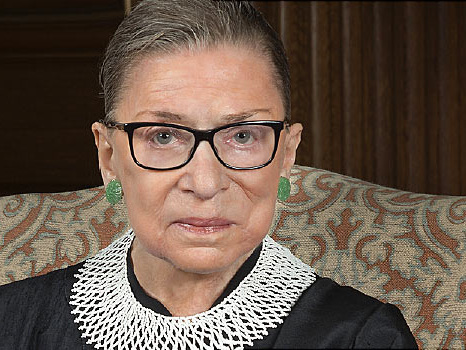 Justice Ginsburg Says She's 'Cancer Free'