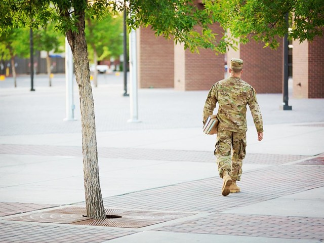 Nonpartisan study is needed before making big changes to policies on student veterans (opinion)