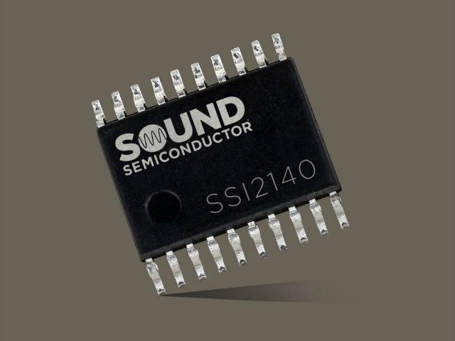 Sound Semiconductor Updates Iconic Filter Chip