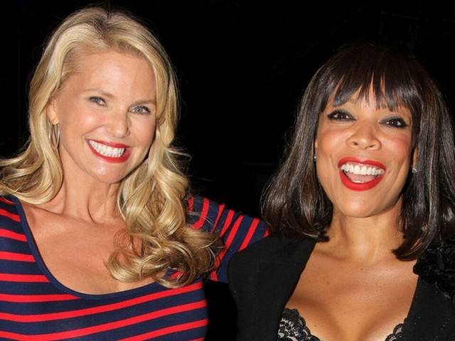 Christie Brinkley Encourages Wendy Williams to 'Be Kind' Following Claims She Faked Her 'DWTS' Injury