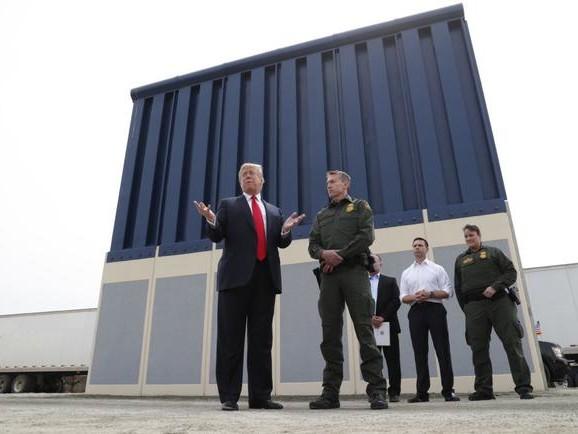 Trump To Unveil $8 Billion Border Wall Funding Plan Tomorrow