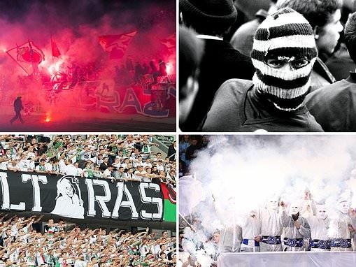 Inside the violent world of football's Ultras