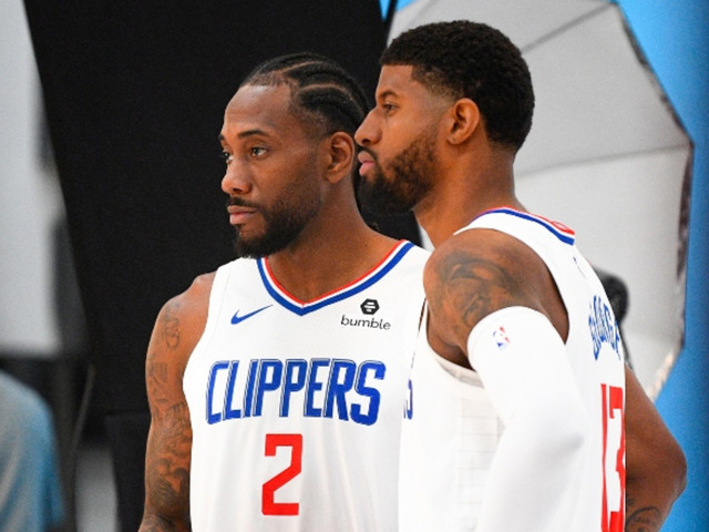 Some Clippers Have Reportedly 'Struggled' With Kawhi Leonard, Paul George's Preferential Treatment
